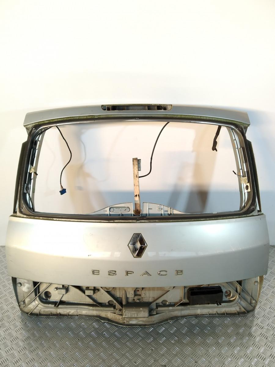 Крышка багажника Renault Espace 1.9 DCI 2004 (б/у)