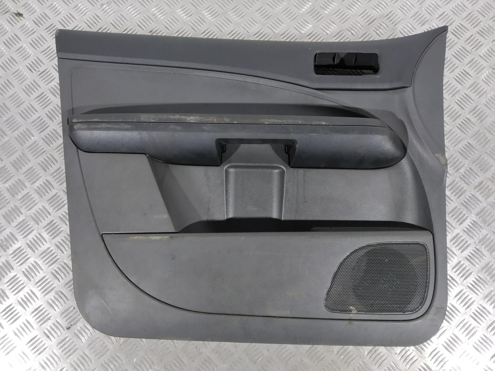 Обшивка двери передней левой (дверная карта) Ford C-Max 2.0 I 2006 (б/у)
