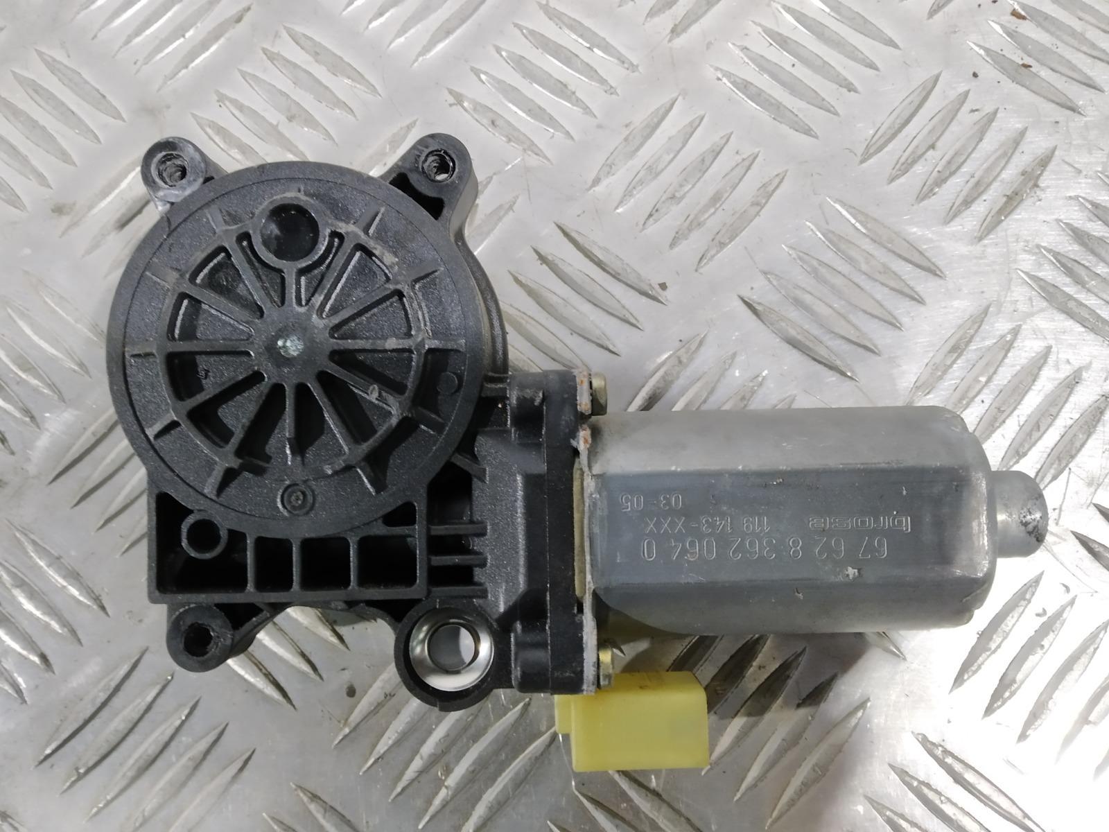 Моторчик стеклоподъемника передний левый Bmw 3 E46 2.0 I 2003 (б/у)