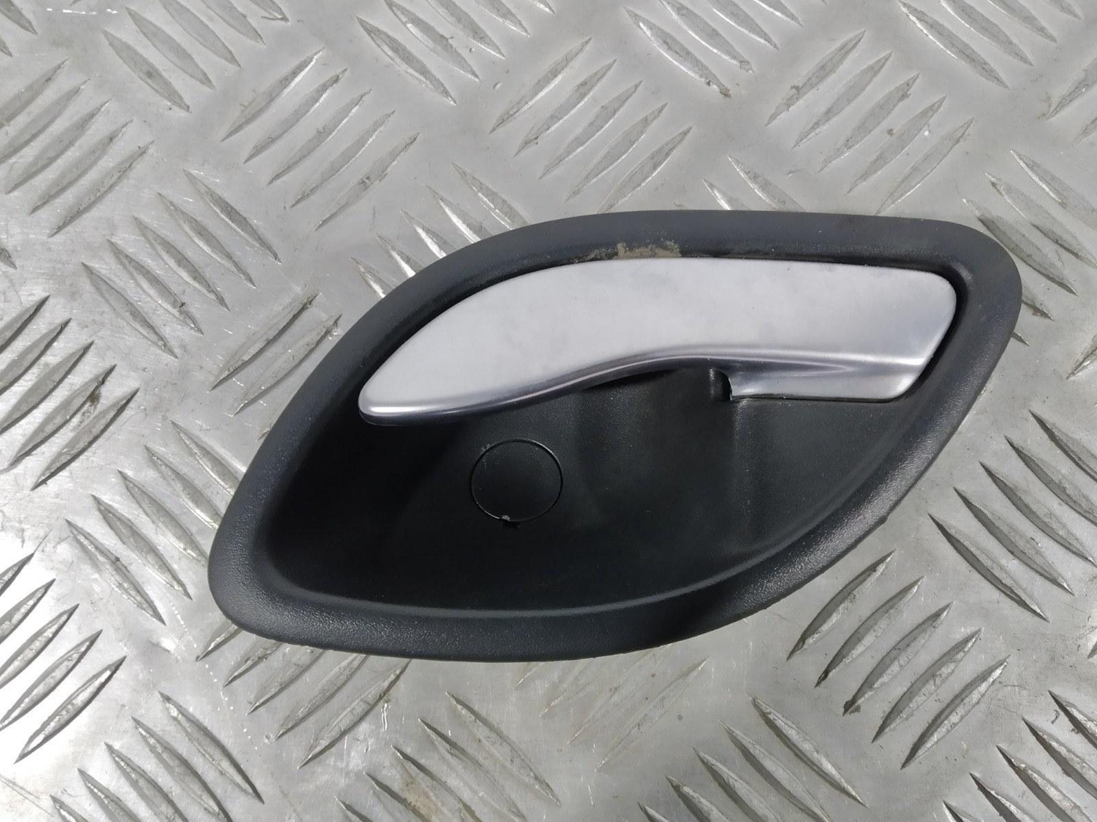 Ручка внутренняя передняя левая Renault Laguna 1.9 DCI 2005 (б/у)
