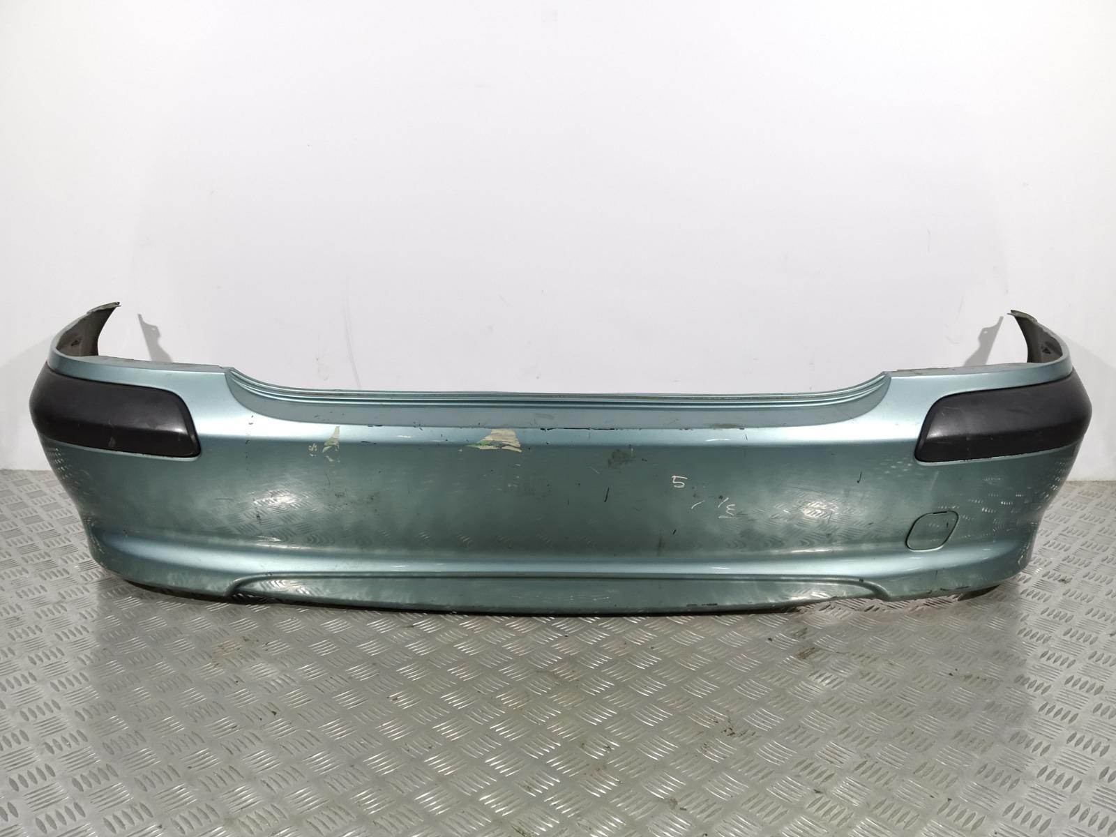 Бампер задний Nissan Almera N16 1.5 I 2002 (б/у)