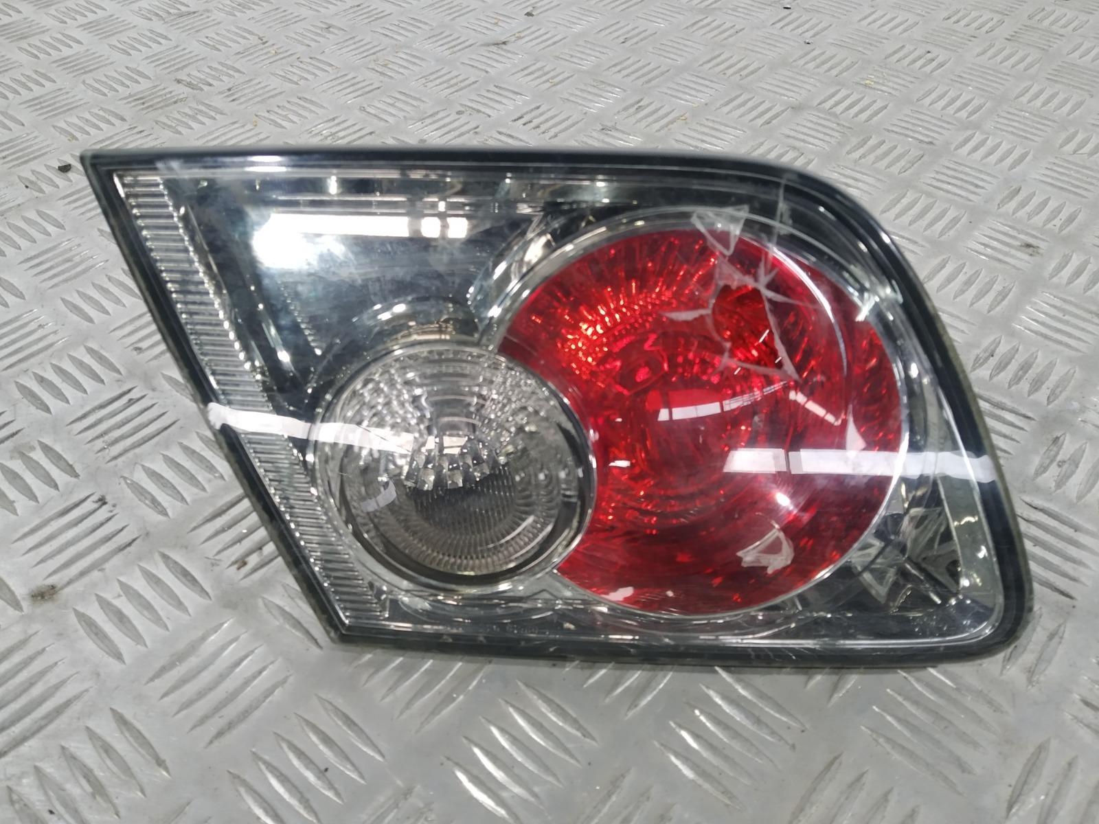 Фонарь крышки багажника левый Mazda 6 2.0 I 2006 (б/у)