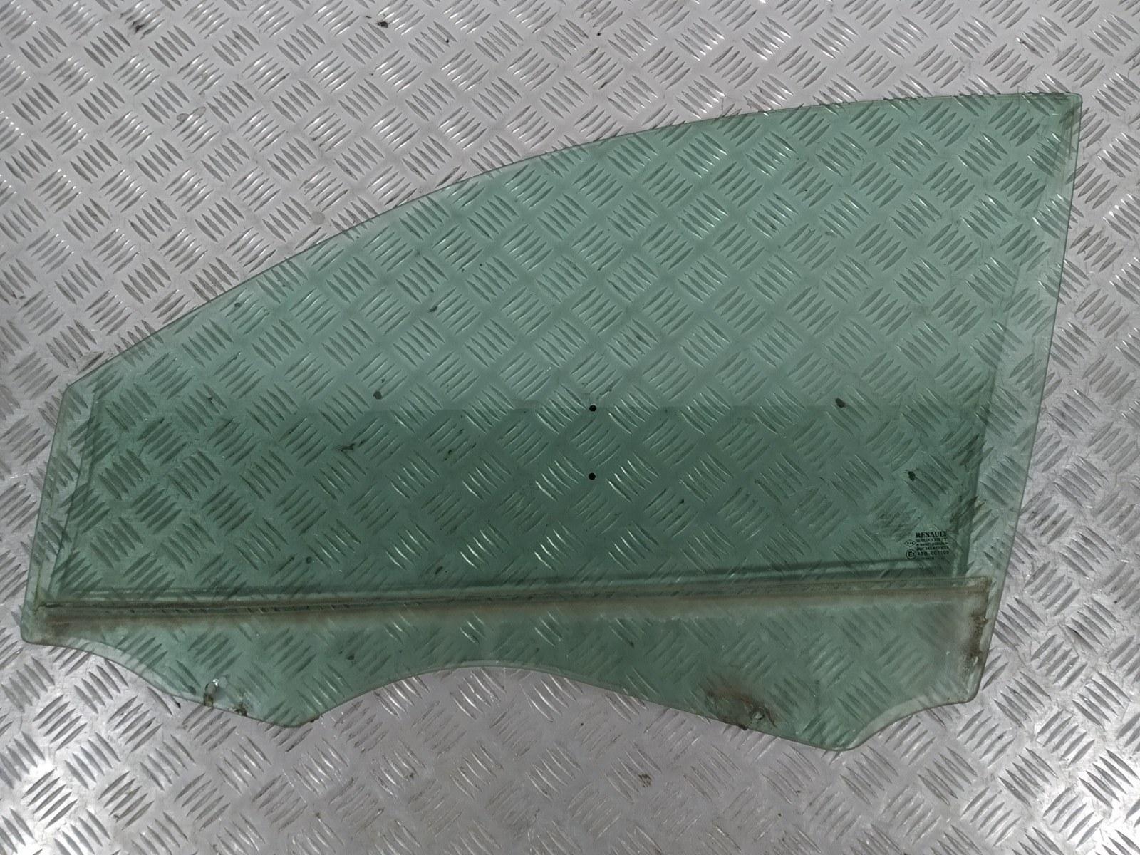 Стекло двери передней левой Renault Megane 1.4 I 2005 (б/у)
