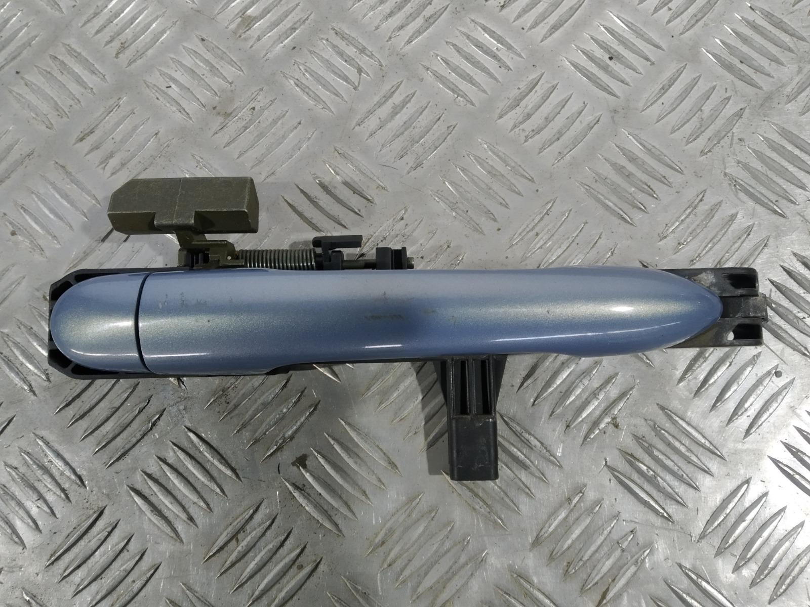Ручка наружная передняя правая Renault Laguna 1.9 DCI 2005 (б/у)