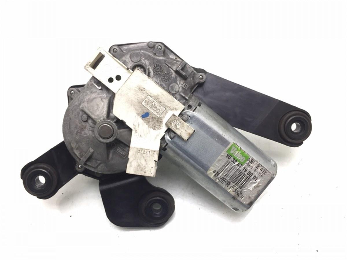 Моторчик заднего стеклоочистителя (дворника) Citroen C5 2.0 HDI 2006 (б/у)