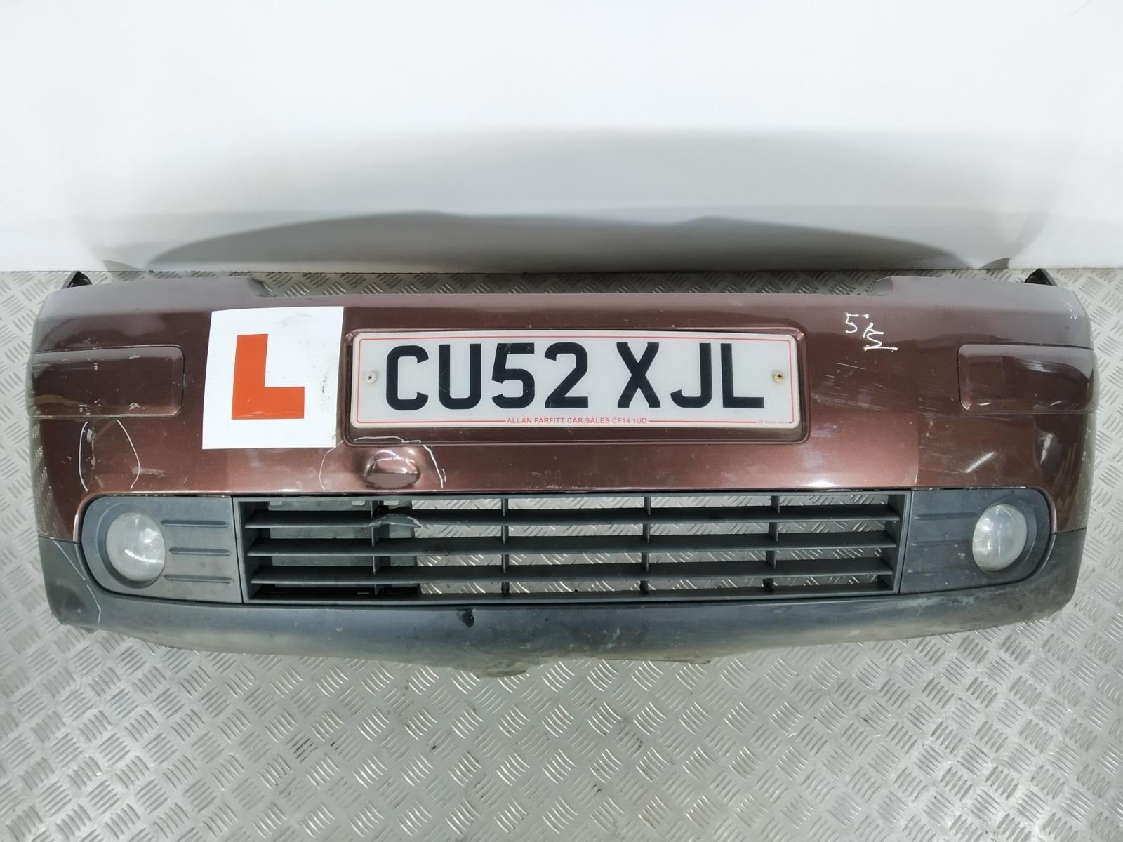Бампер передний Audi A2 8Z 1.6 FSI 2002 (б/у)