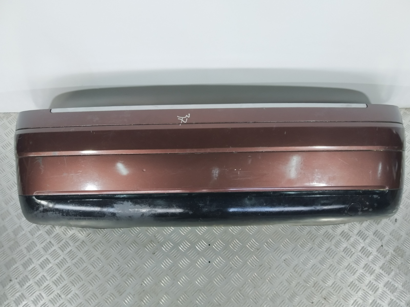 Бампер задний Audi A2 8Z 1.6 FSI 2002 (б/у)
