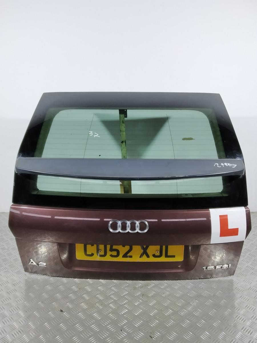 Крышка багажника (дверь 3-5) Audi A2 8Z 1.6 FSI 2002 (б/у)