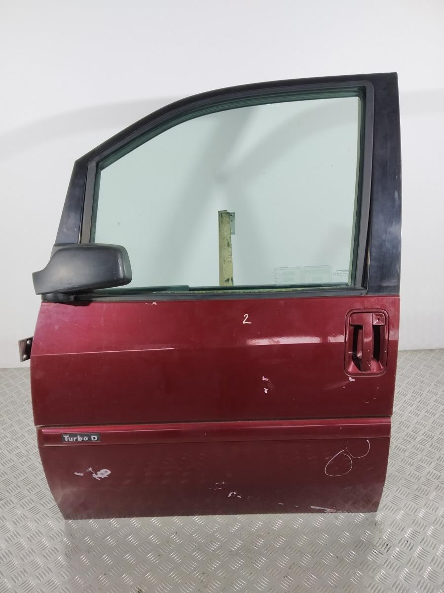 Дверь передняя левая Citroen Evasion 1.9 TD 1999 (б/у)