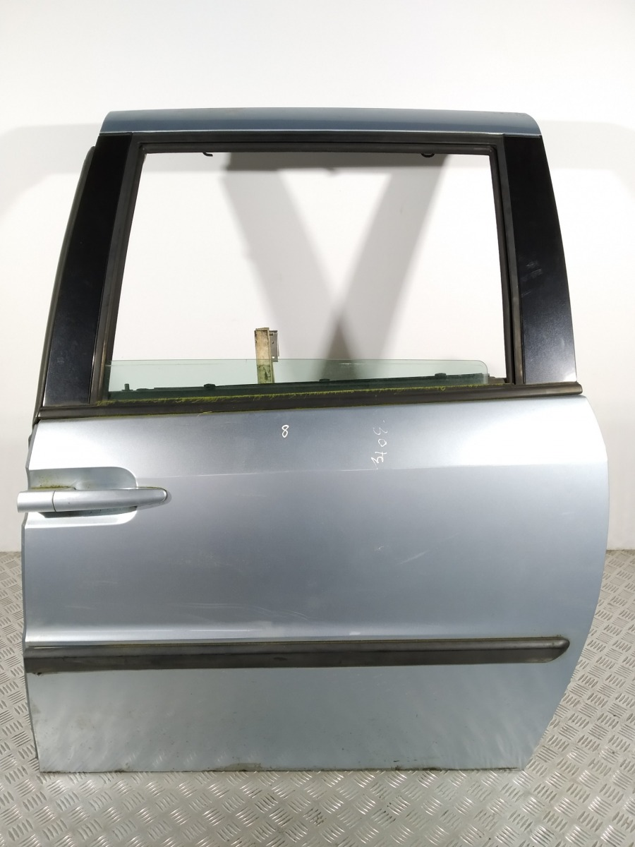Дверь сдвижная левая Fiat Ulysse 2.0 I 2004 (б/у)