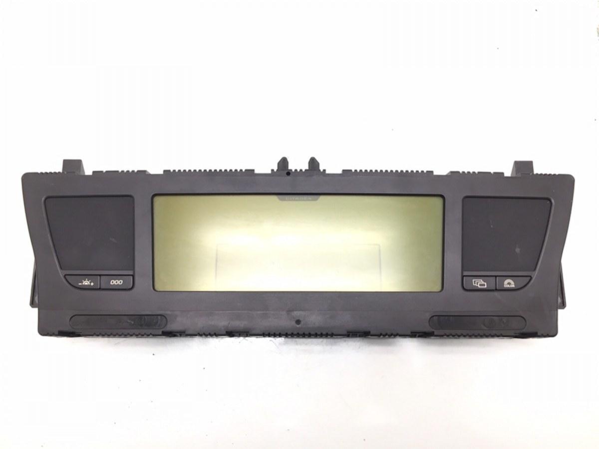 Щиток приборов (приборная панель) Citroen C4 Grand Picasso 1.6 HDI 2008 (б/у)