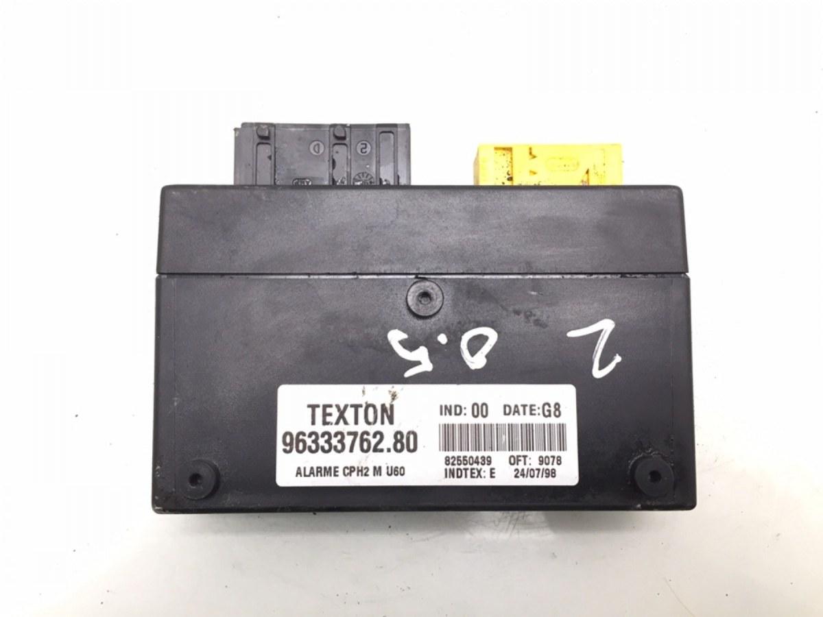Блок комфорта Citroen Evasion 1.9 TD 1999 (б/у)