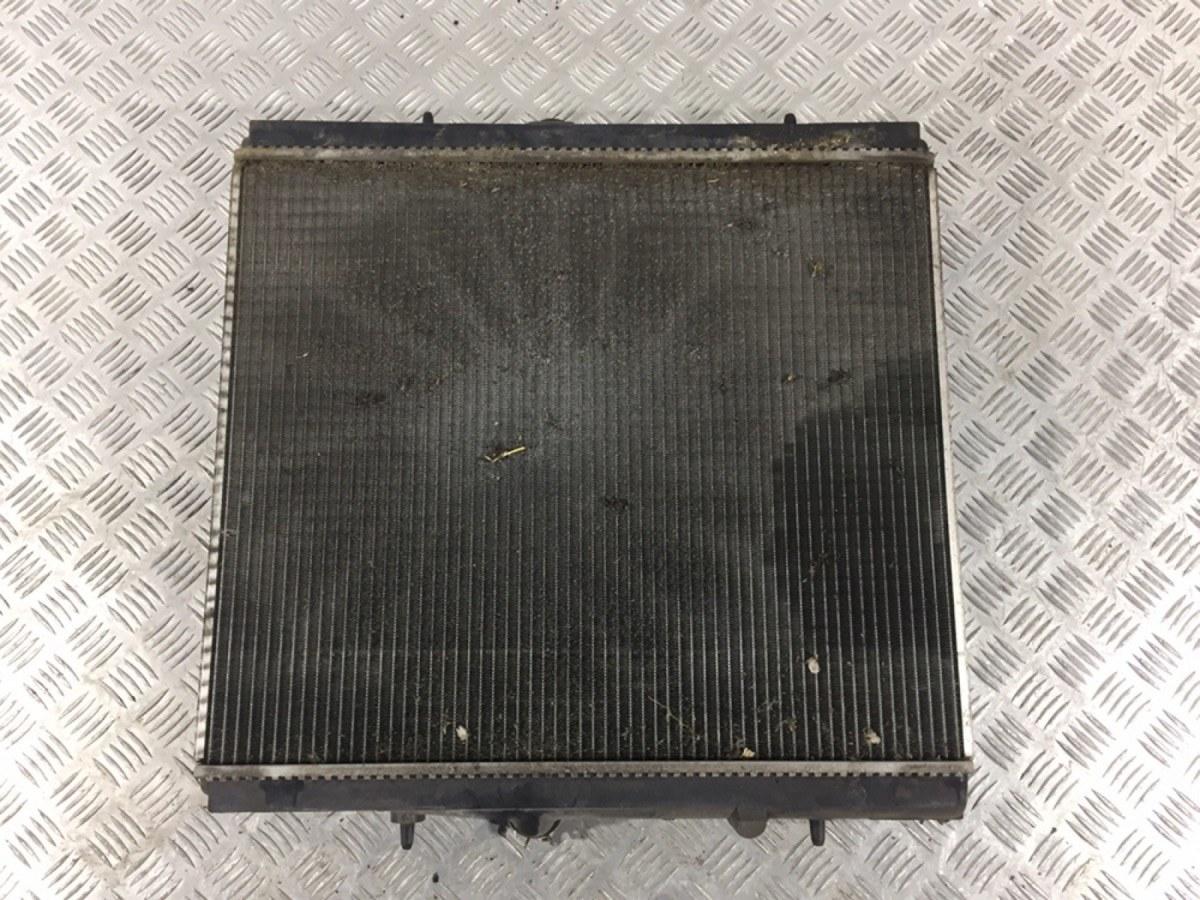 Радиатор (основной) Fiat Ulysse 2.0 I 2004 (б/у)