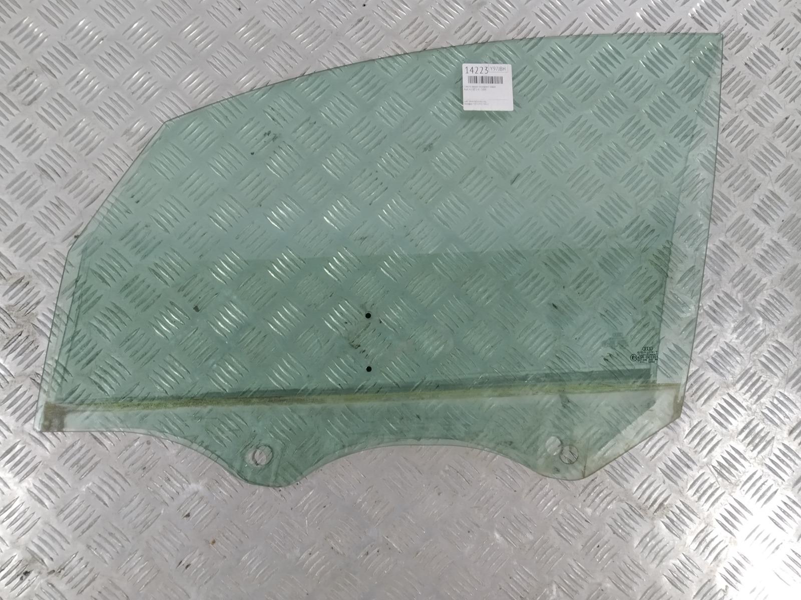 Стекло двери передней левой Audi A2 8Z 1.4 I 2000 (б/у)