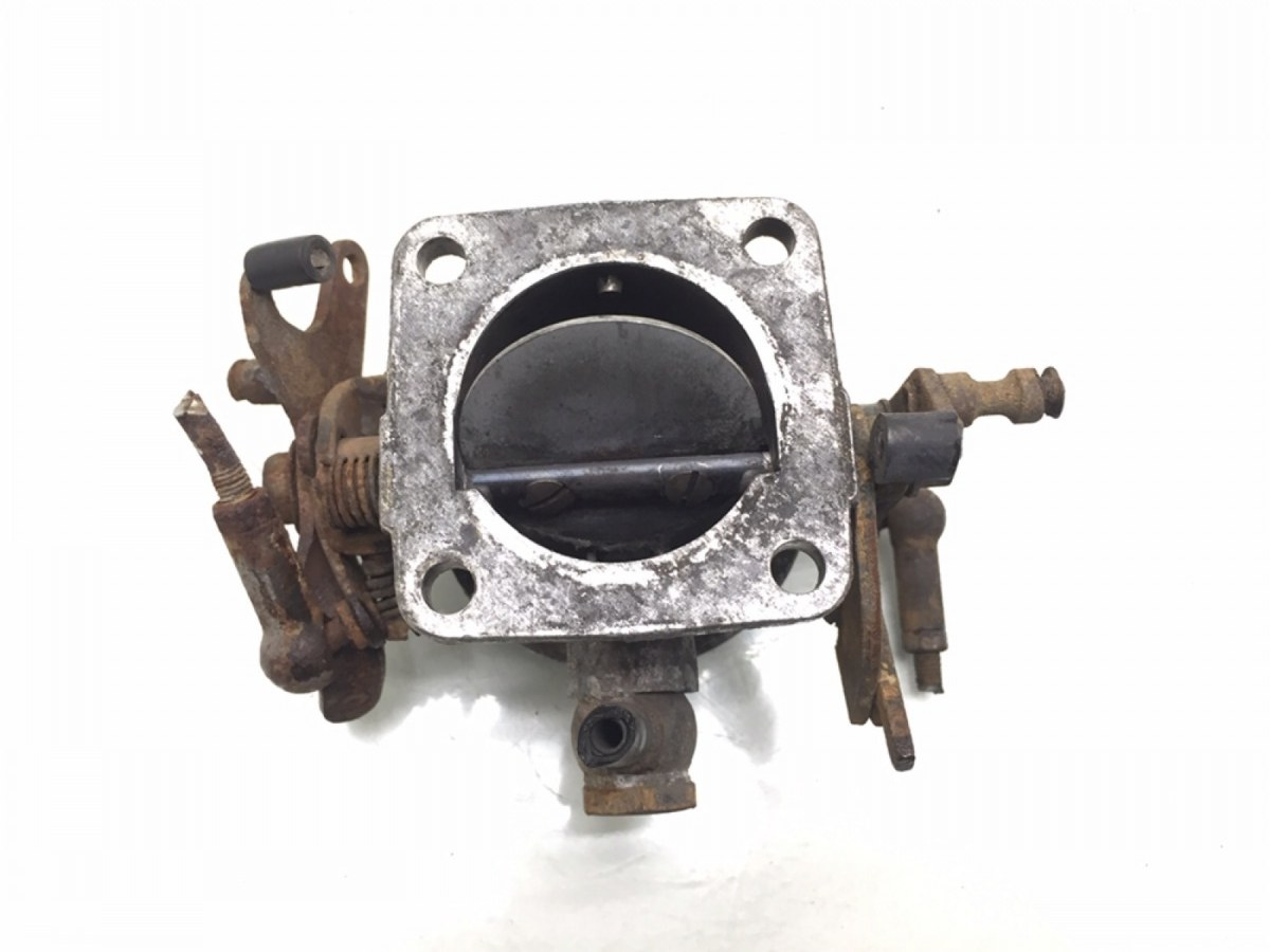 Заслонка дроссельная Mercedes 407 2.4 D 1988 (б/у)