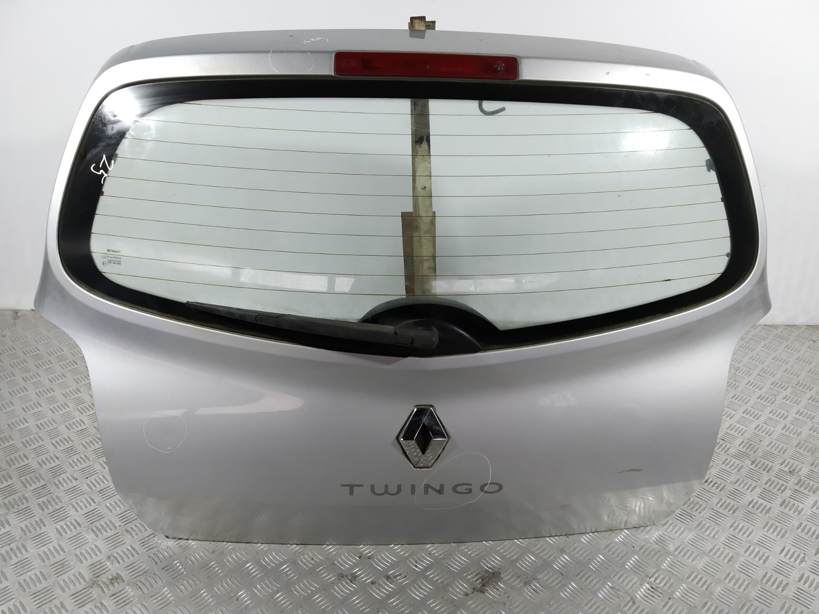 Крышка багажника (дверь 3-5) Renault Twingo 1.2 I 2009 (б/у)