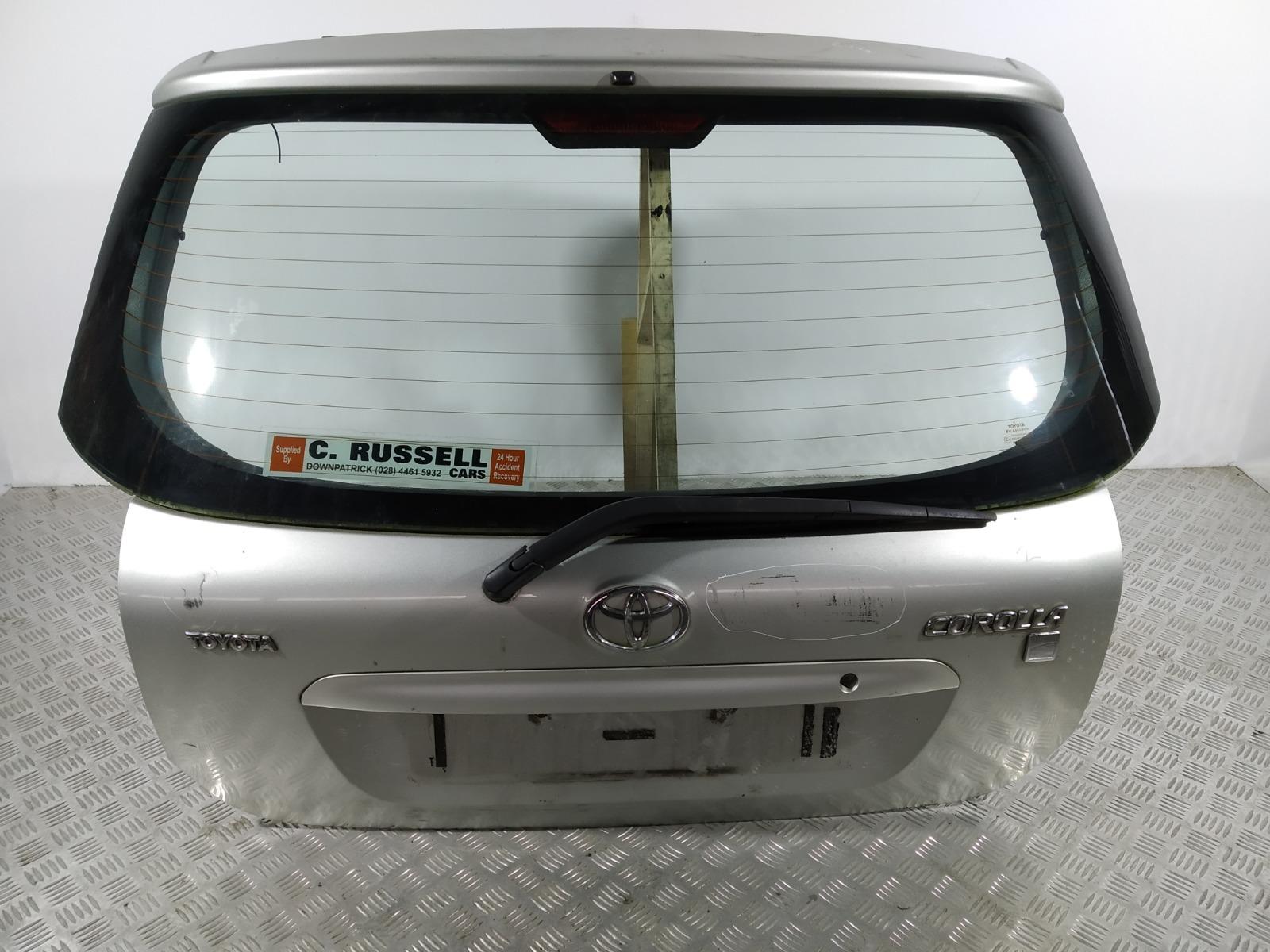 Крышка багажника Toyota Corolla 1.4 I 2005 (б/у)