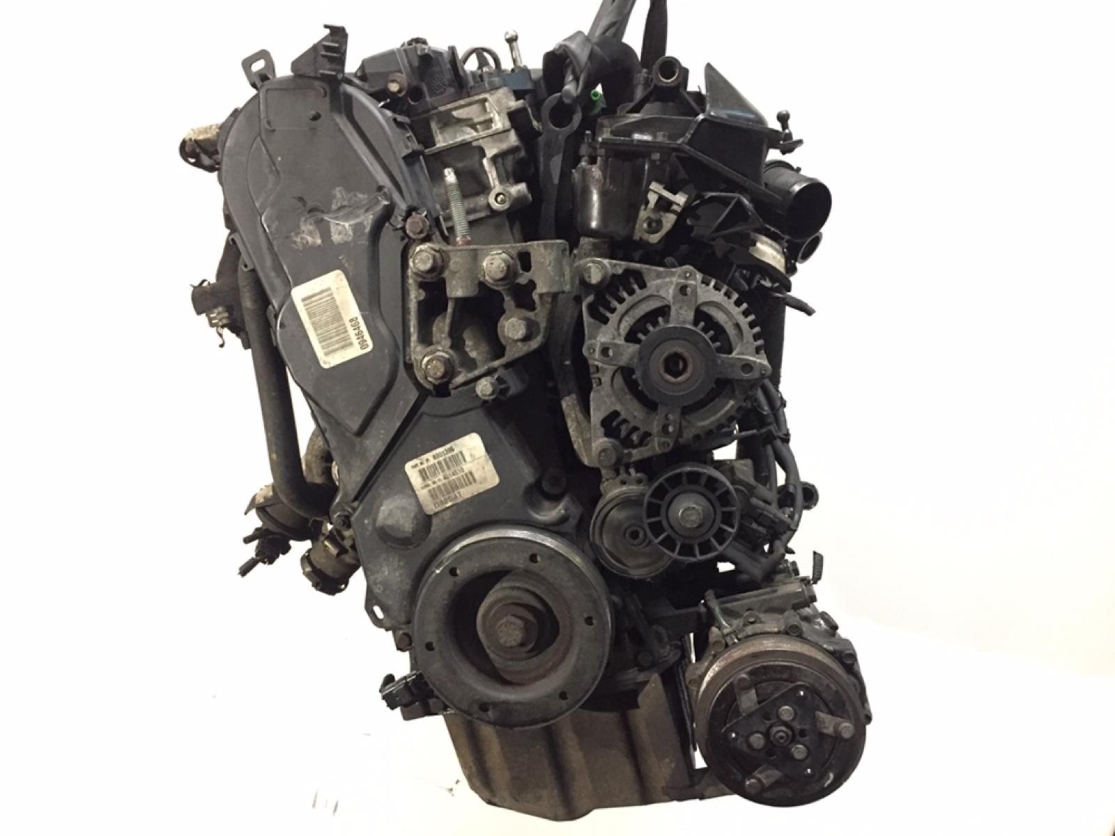 Двигатель дизельный Volvo V50 2.0 TD 2005 (б/у)