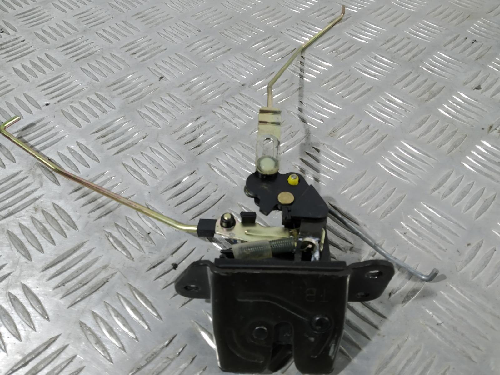 Замок багажника Hyundai Getz 1.4 I 2005 (б/у)