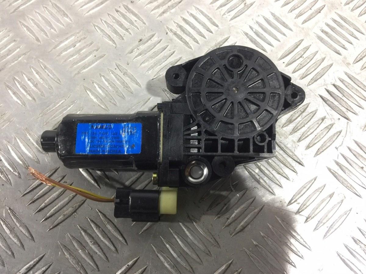 Моторчик стеклоподъемника задний левый Kia Picanto 1.1 I 2004 (б/у)