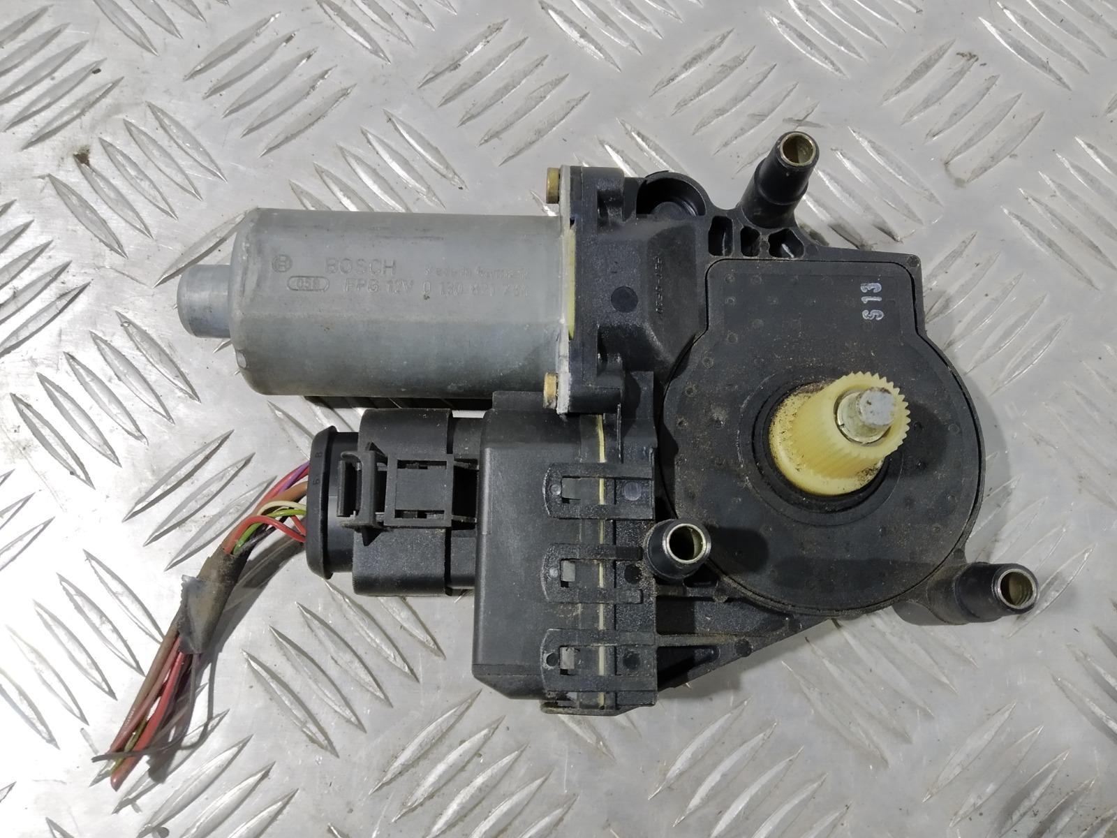 Моторчик стеклоподъемника задний левый Audi A6 C5 2.5 TDI 2003 (б/у)