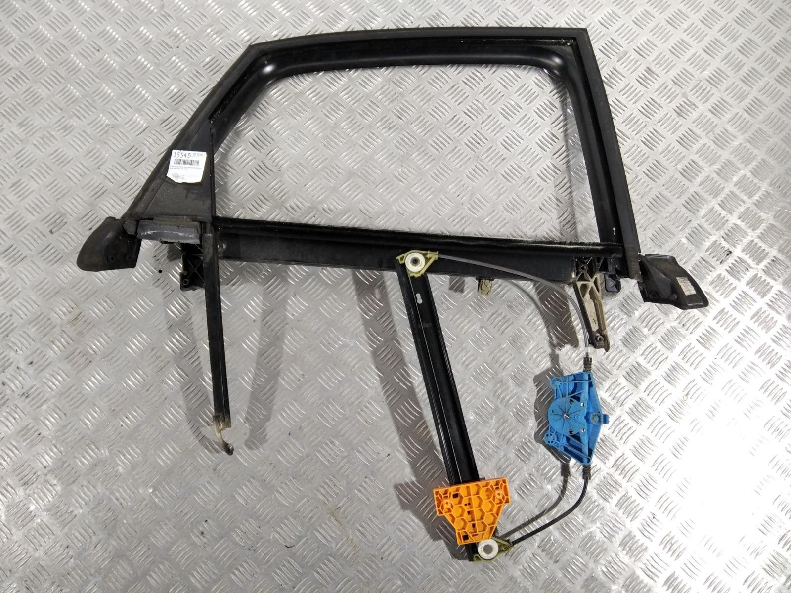 Стеклоподъемник электрический задний правый Audi A4 B6 1.9 TDI 2003 (б/у)
