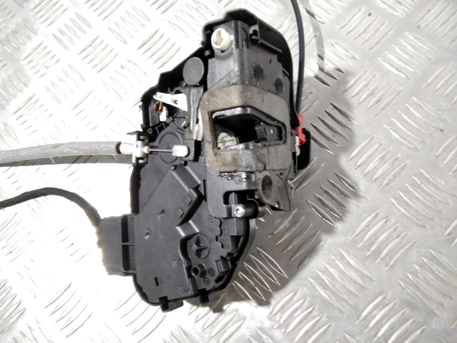 Замок двери задней правой Ford Mondeo 1.8 TDCI 2009 (б/у)