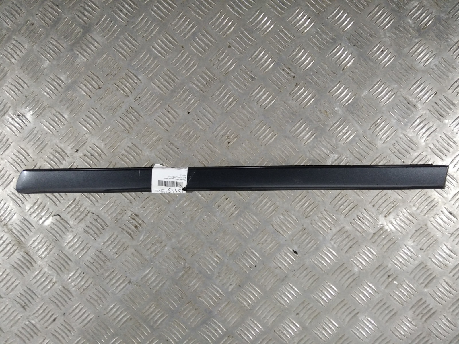 Молдинг двери задней левой Audi A4 B6 1.9 TDI 2003 (б/у)