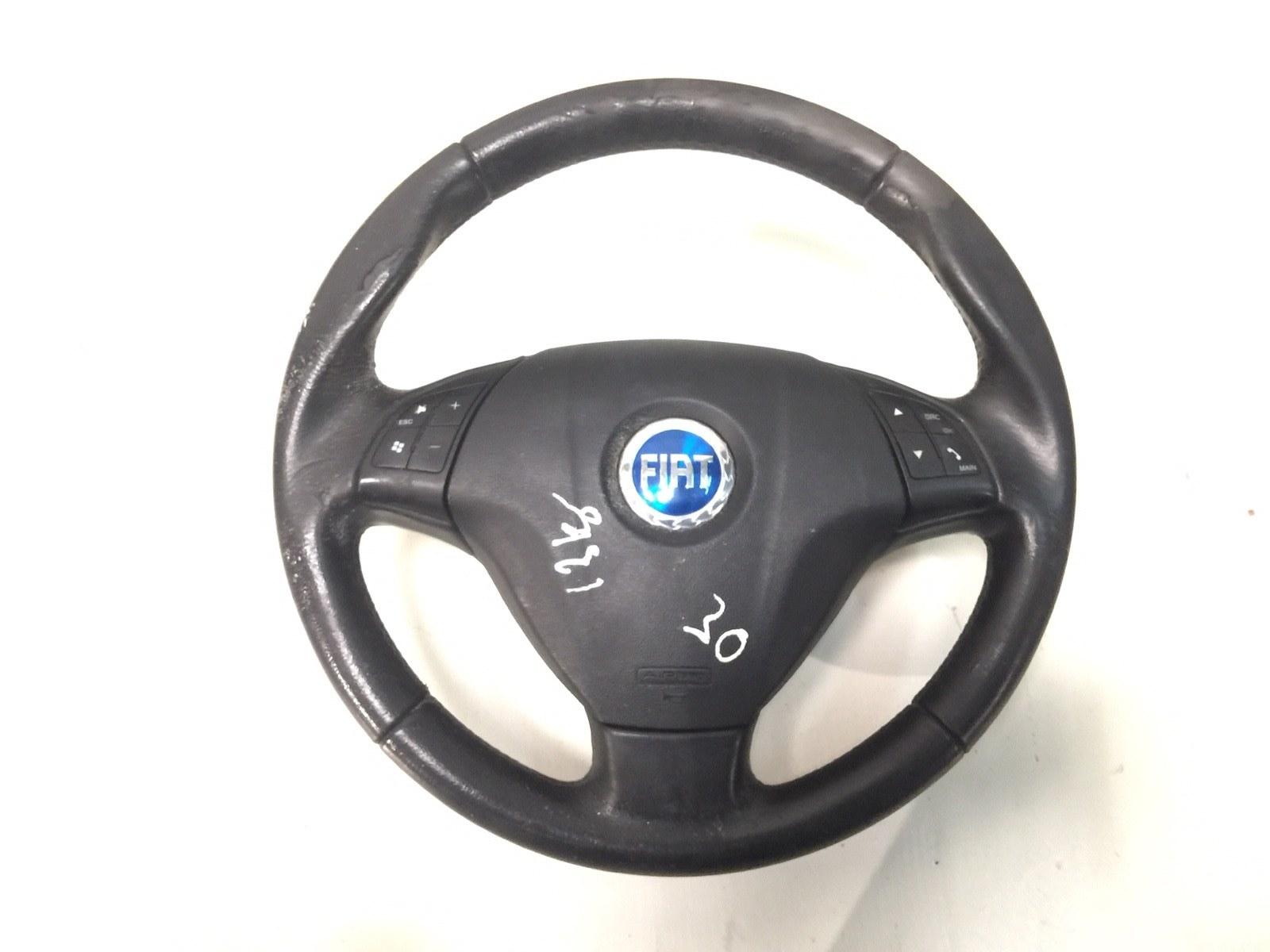 Руль Fiat Grande Punto 1.4 I 2007 (б/у)