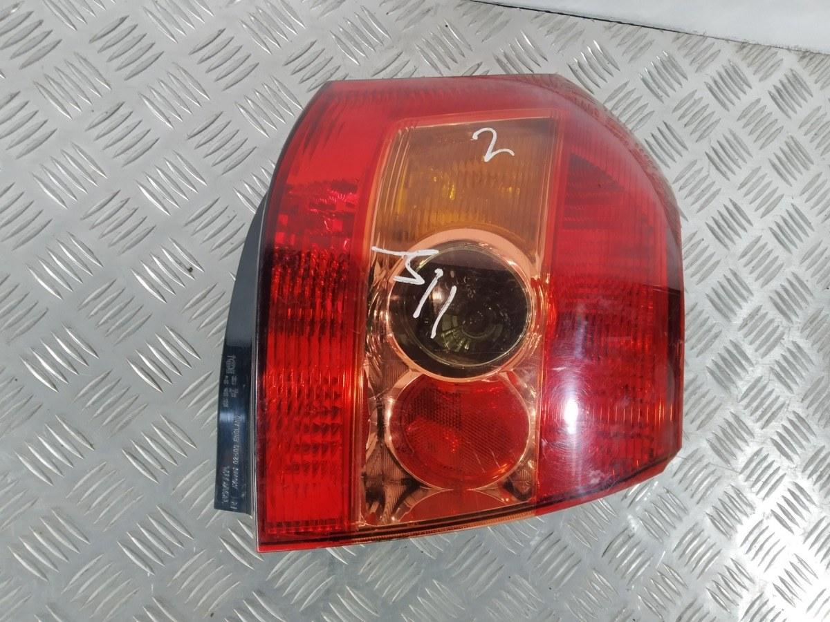 Фонарь задний правый Toyota Corolla 1.4 I 2005 (б/у)