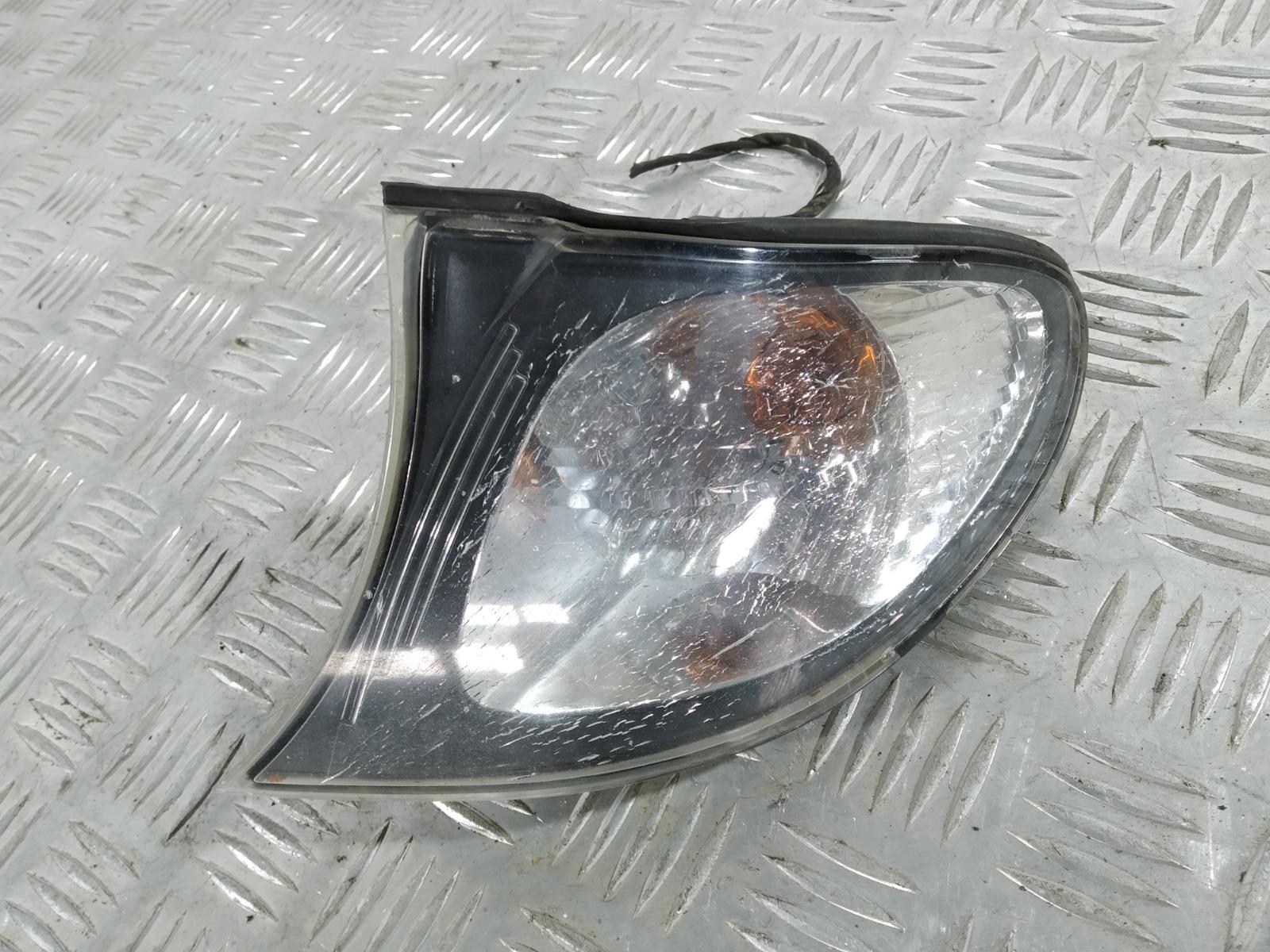 Поворотник левый Bmw 3 E46 2.5 I 2003 (б/у)