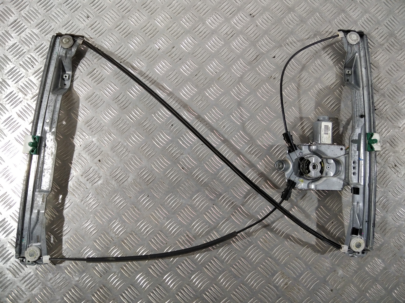 Стеклоподъемник электрический передний левый Renault Clio 1.4 I 2007 (б/у)