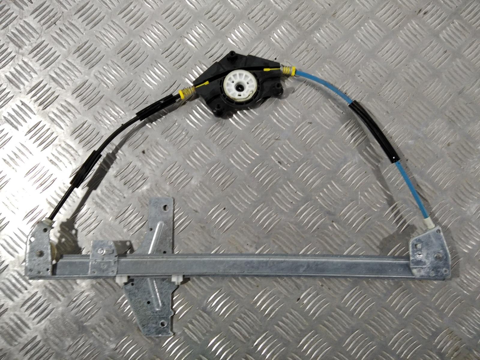 Стеклоподъемник электрический передний правый Peugeot 307 2.0 HDI 2006 (б/у)