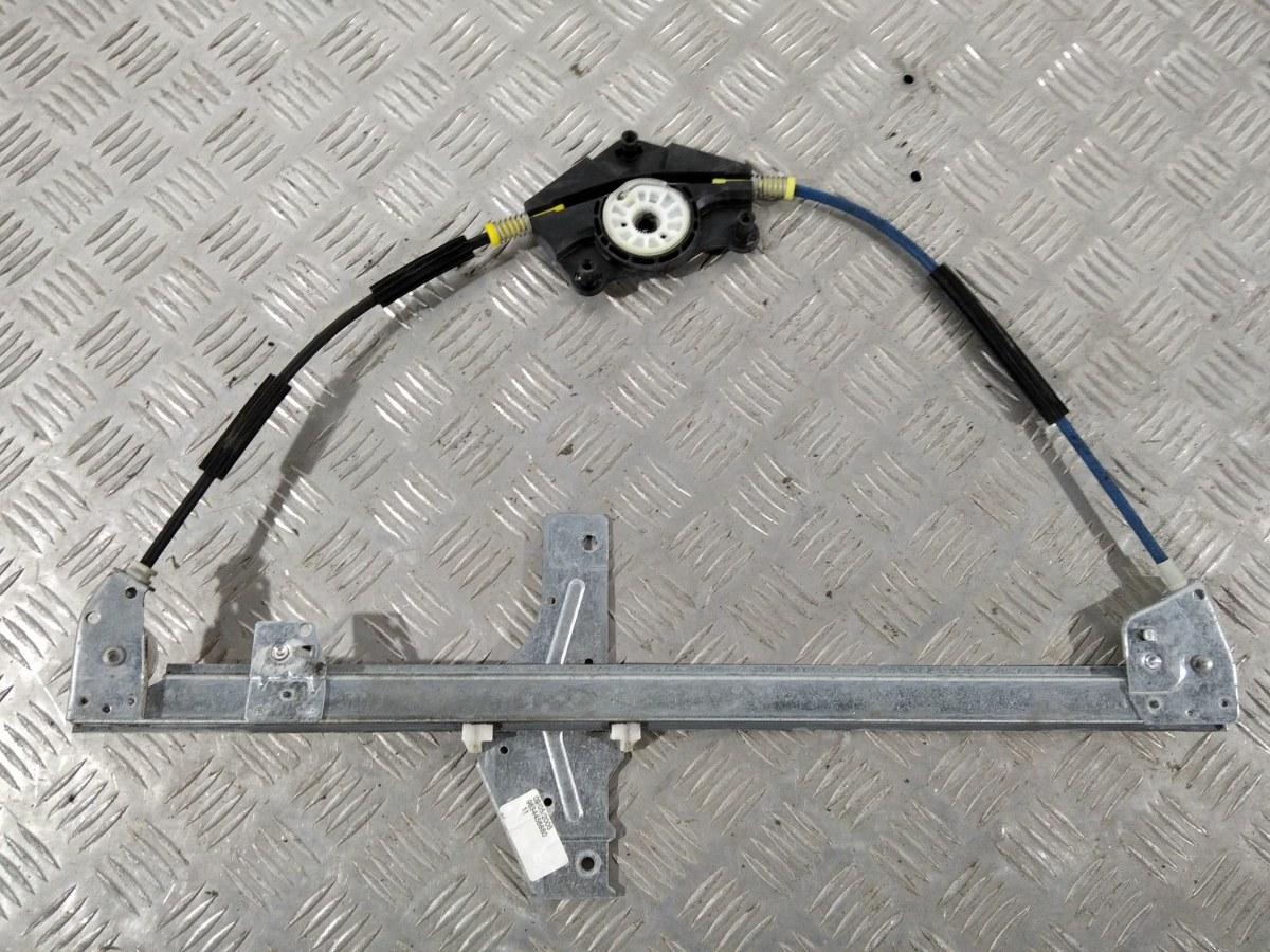 Стеклоподъемник электрический передний правый Peugeot 307 1.4 I 2005 (б/у)