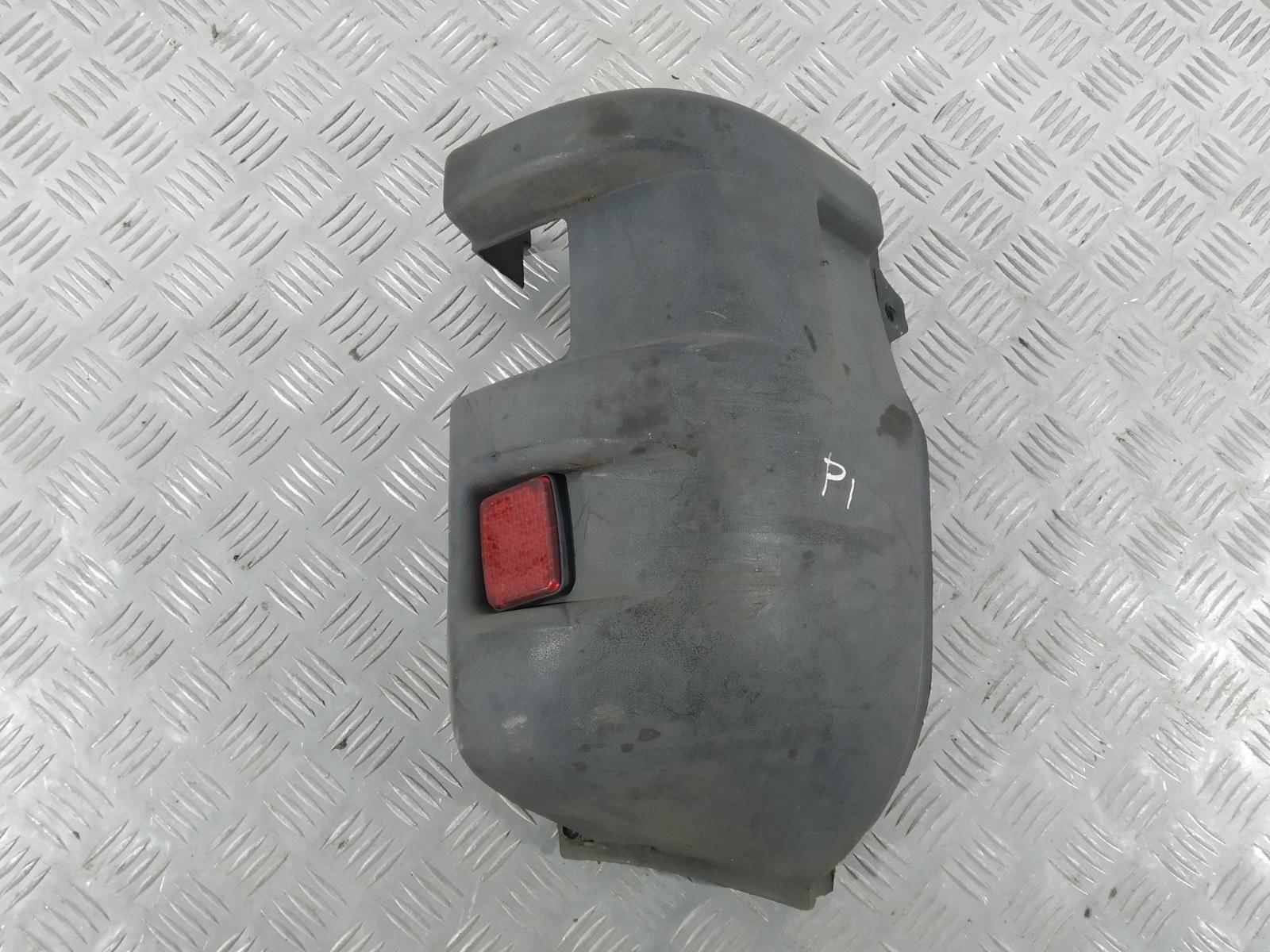 Клык бампера задний правый Iveco Daily 2.3 TD 2008 (б/у)