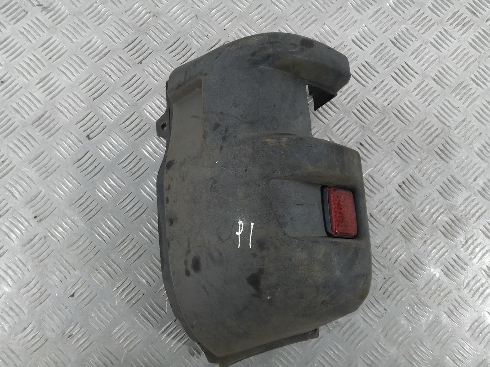 Клык бампера задний левый Iveco Daily 2.3 TD 2008 (б/у)