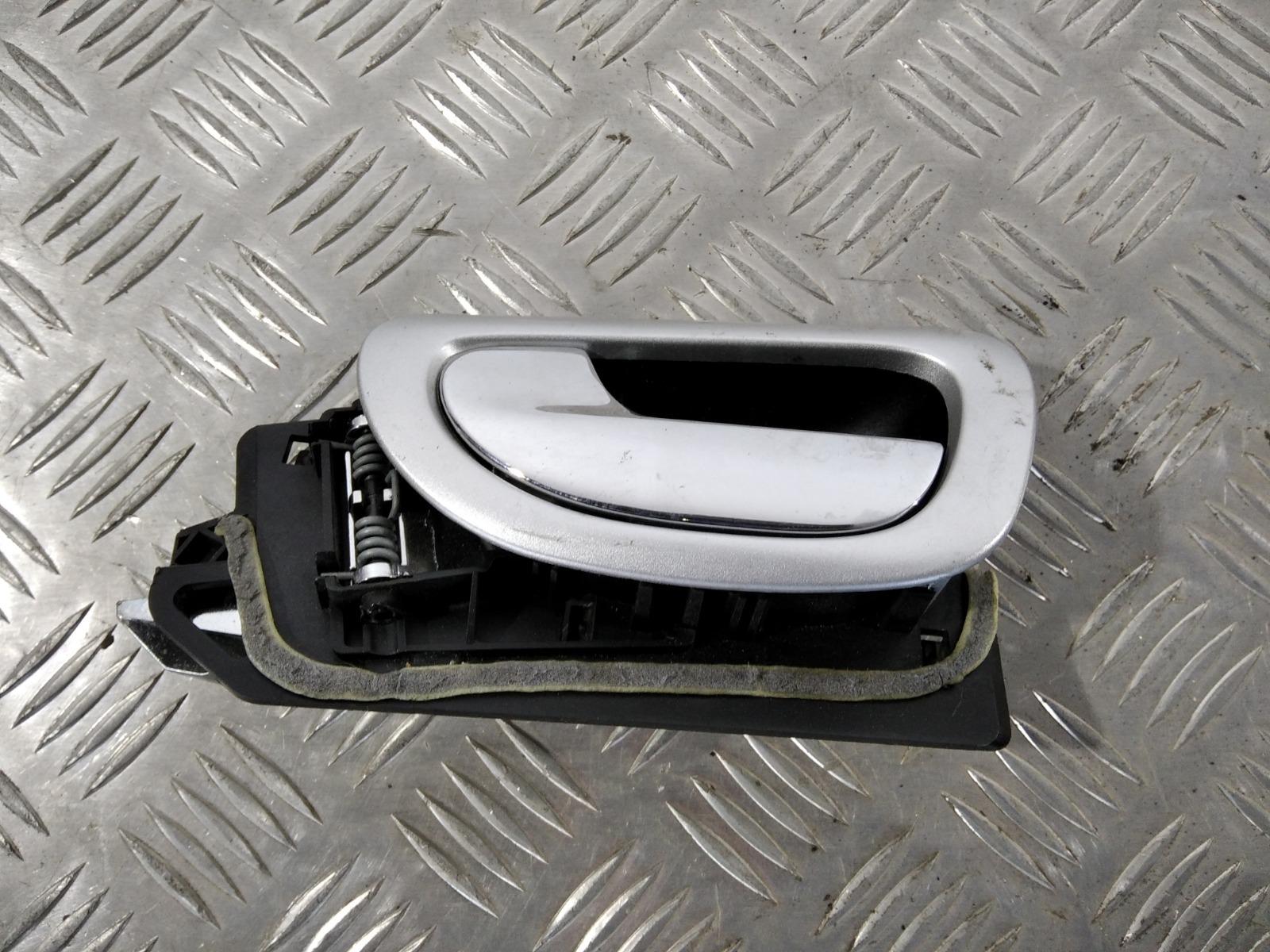 Ручка внутренняя передняя левая Peugeot 307 2.0 HDI 2006 (б/у)