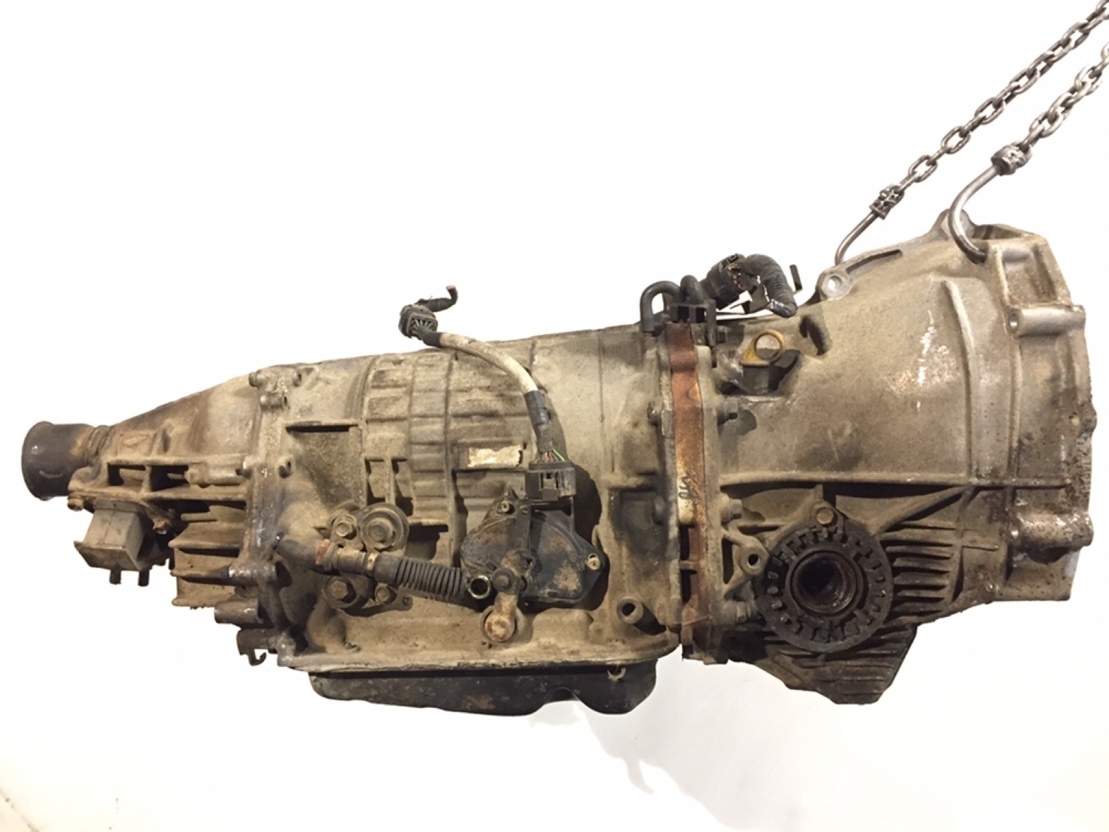 Кпп автоматическая (акпп) Subaru Forester 2.0 I 2000 (б/у)