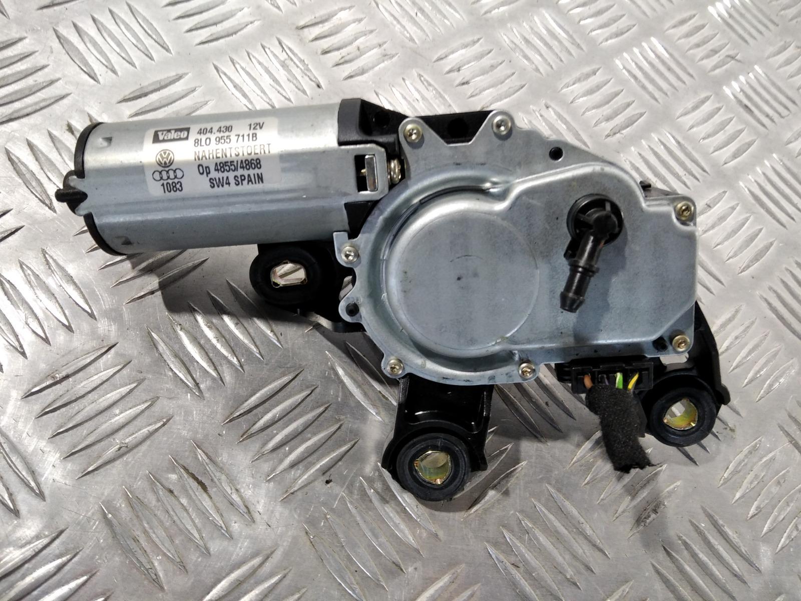 Моторчик заднего стеклоочистителя (дворника) Audi A6 C5 2.5 TDI 2003 (б/у)