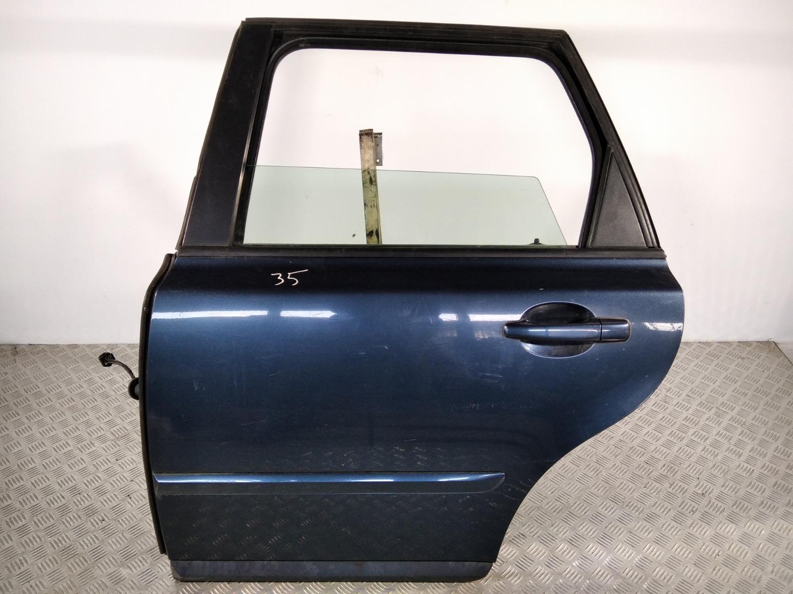 Дверь задняя левая Volvo V50 2.0 TD 2005 (б/у)