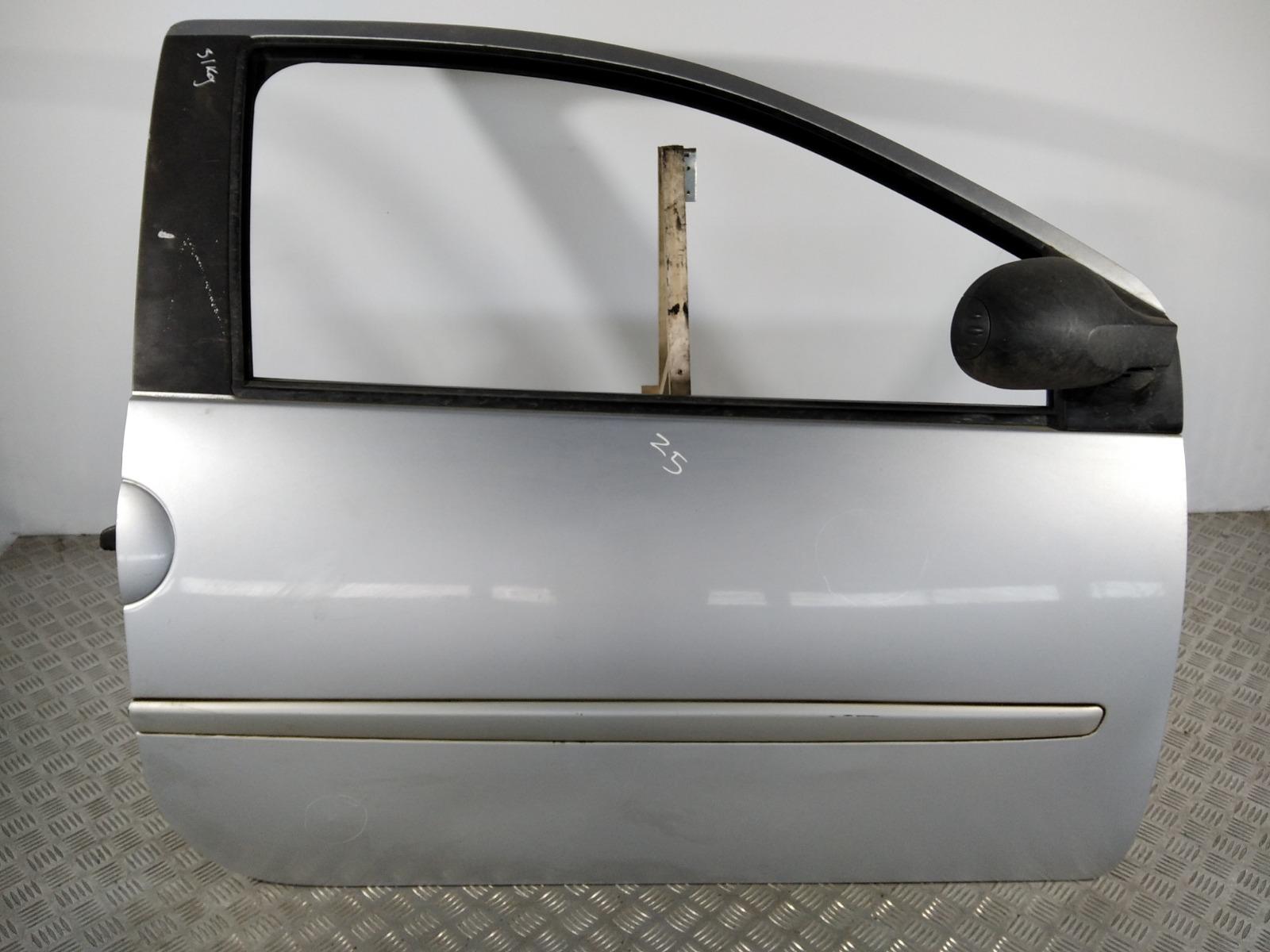 Дверь передняя правая Renault Twingo 1.2 I 2009 (б/у)