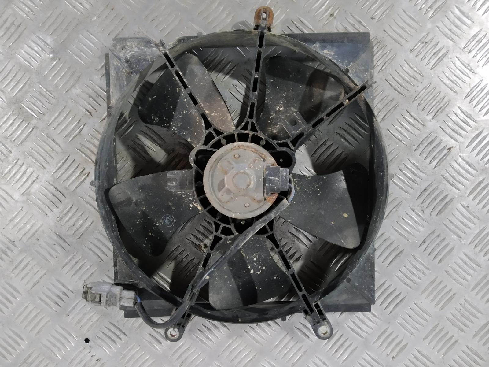 Вентилятор радиатора Toyota Avensis 1.8 I 2001 (б/у)