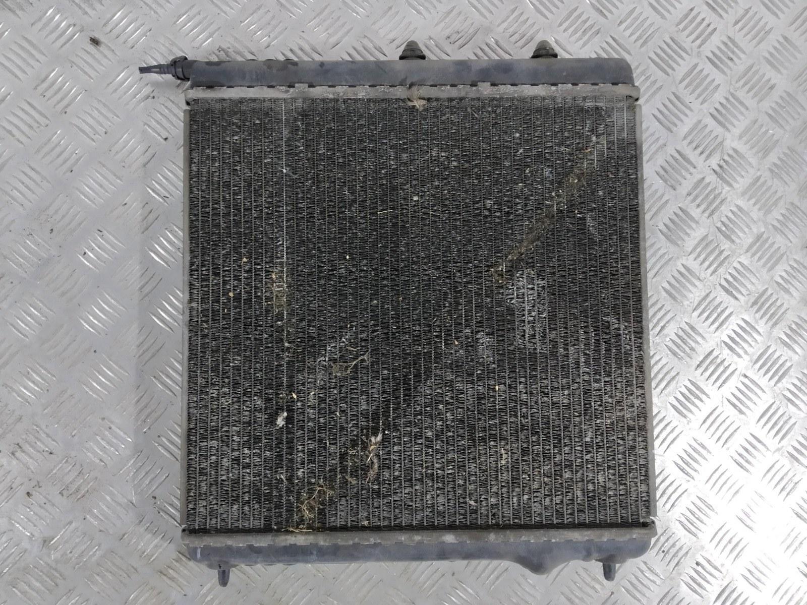 Радиатор (основной) Citroen C3 1.4 HDI 2004 (б/у)