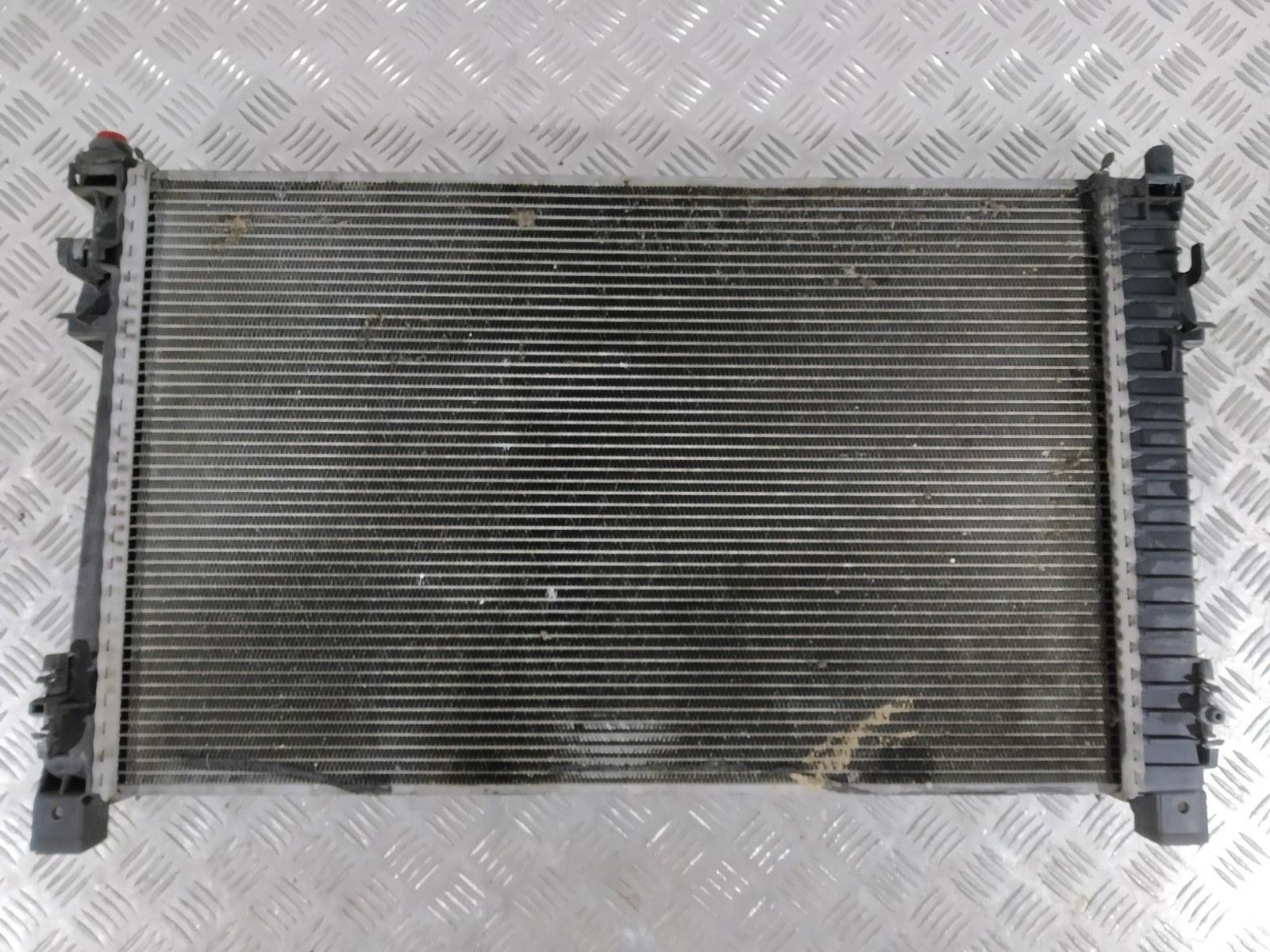 Радиатор (основной) Mercedes C W203 2.2 CDI 2002 (б/у)