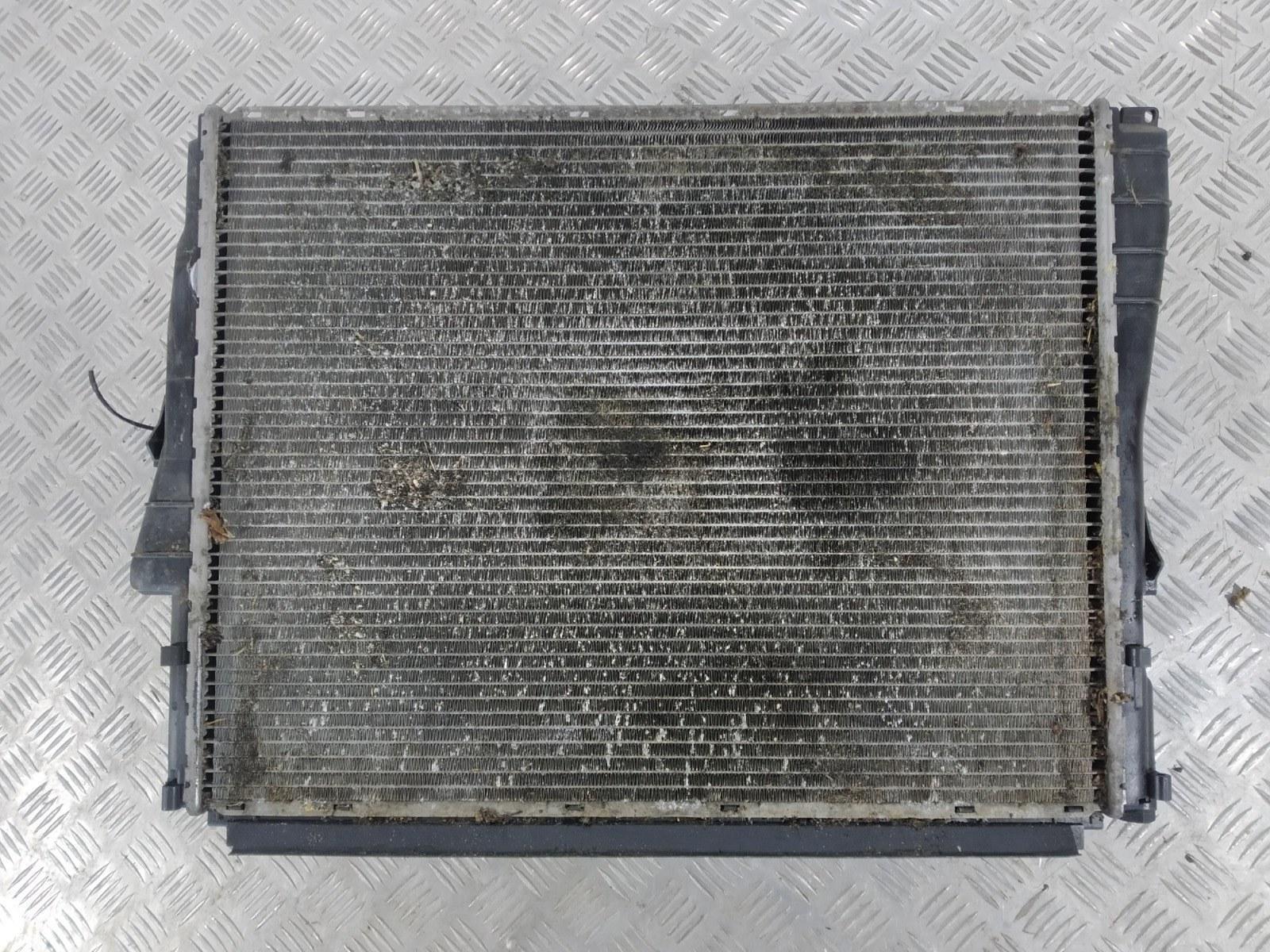 Радиатор (основной) Bmw 3 E46 2.5 I 2003 (б/у)