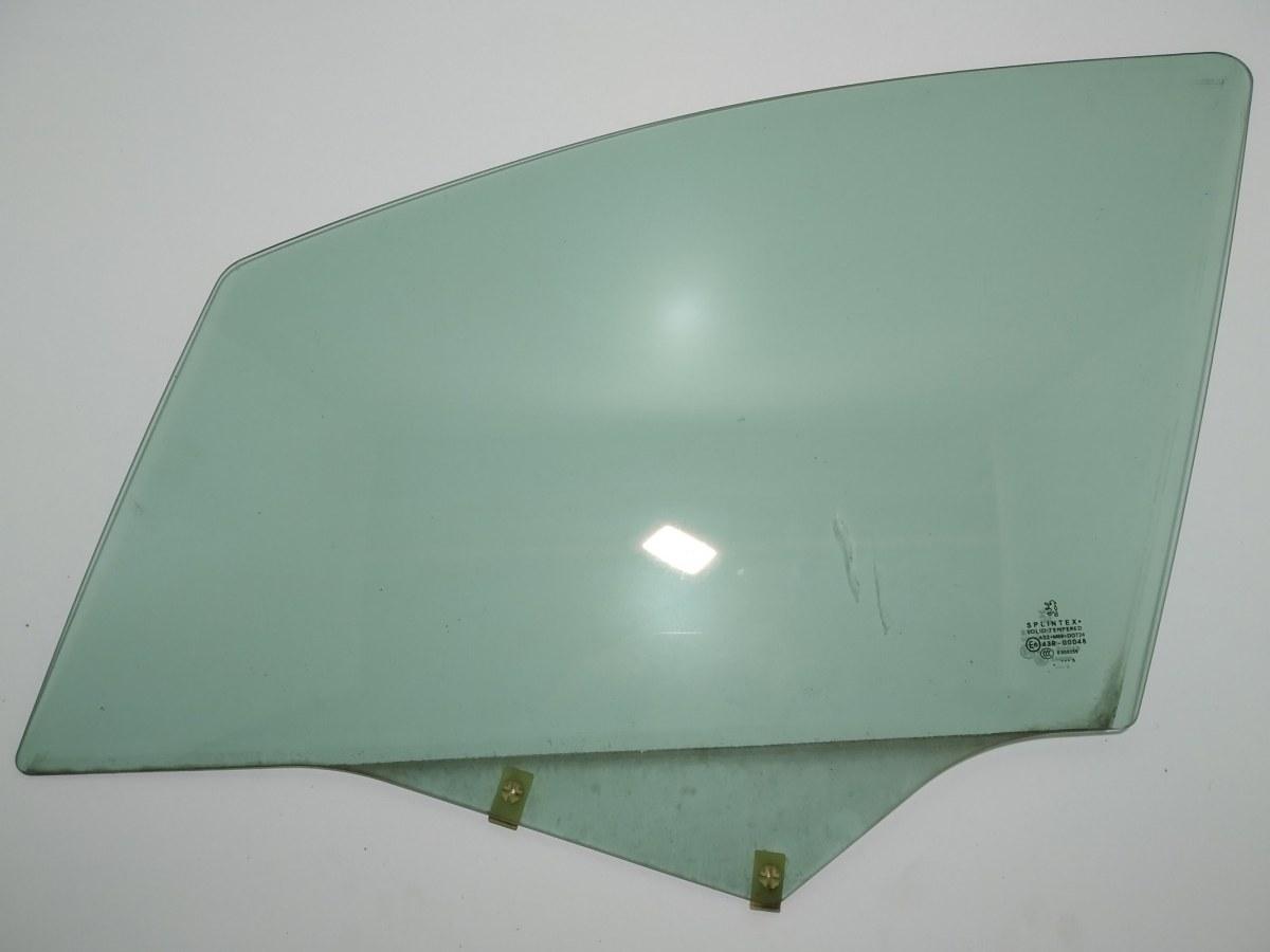 Стекло двери передней левой Peugeot 307 1.4 I 2005 (б/у)