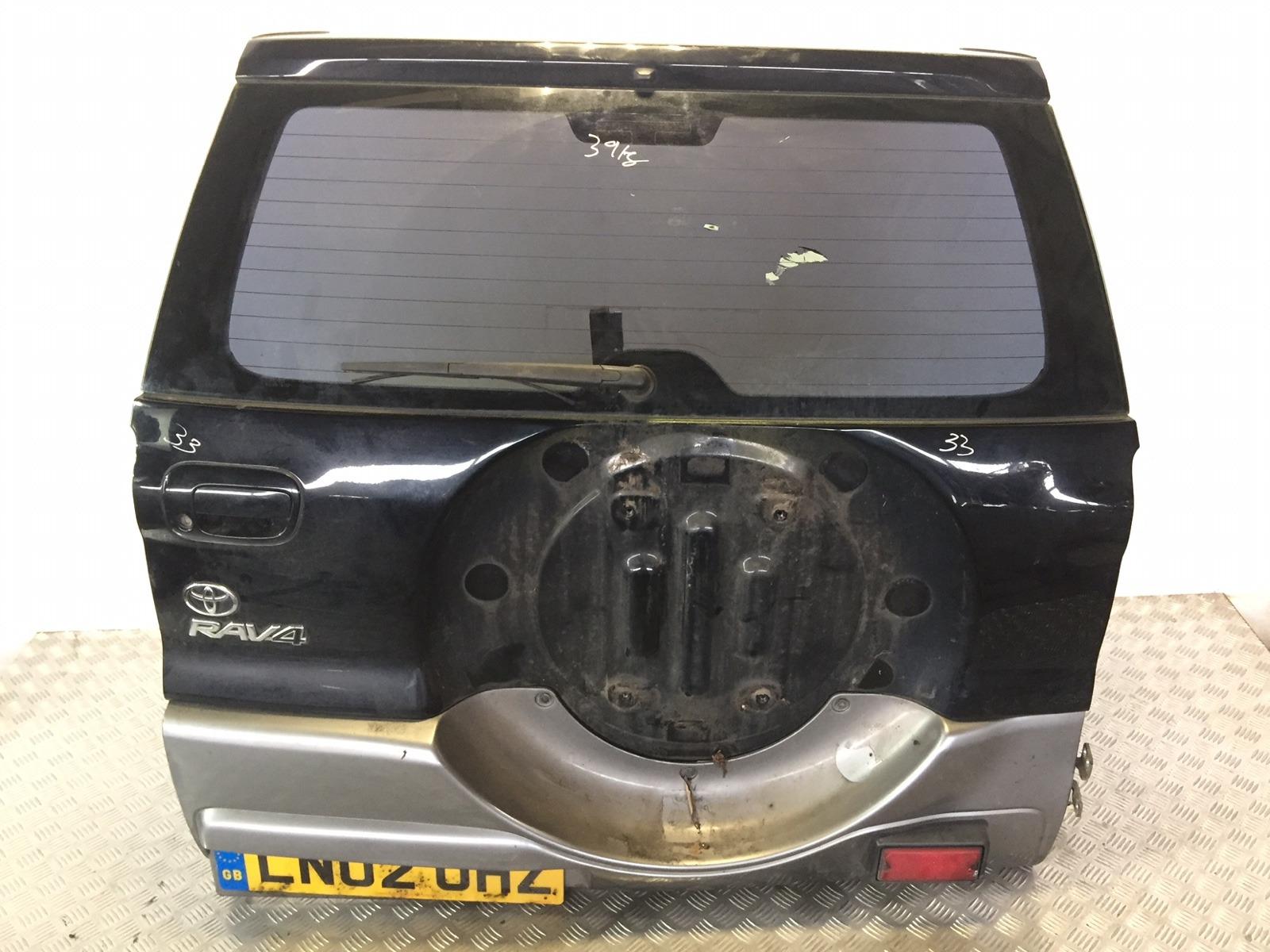 Крышка багажника (дверь 3-5) Toyota Rav4 2.0 I 2002 (б/у)