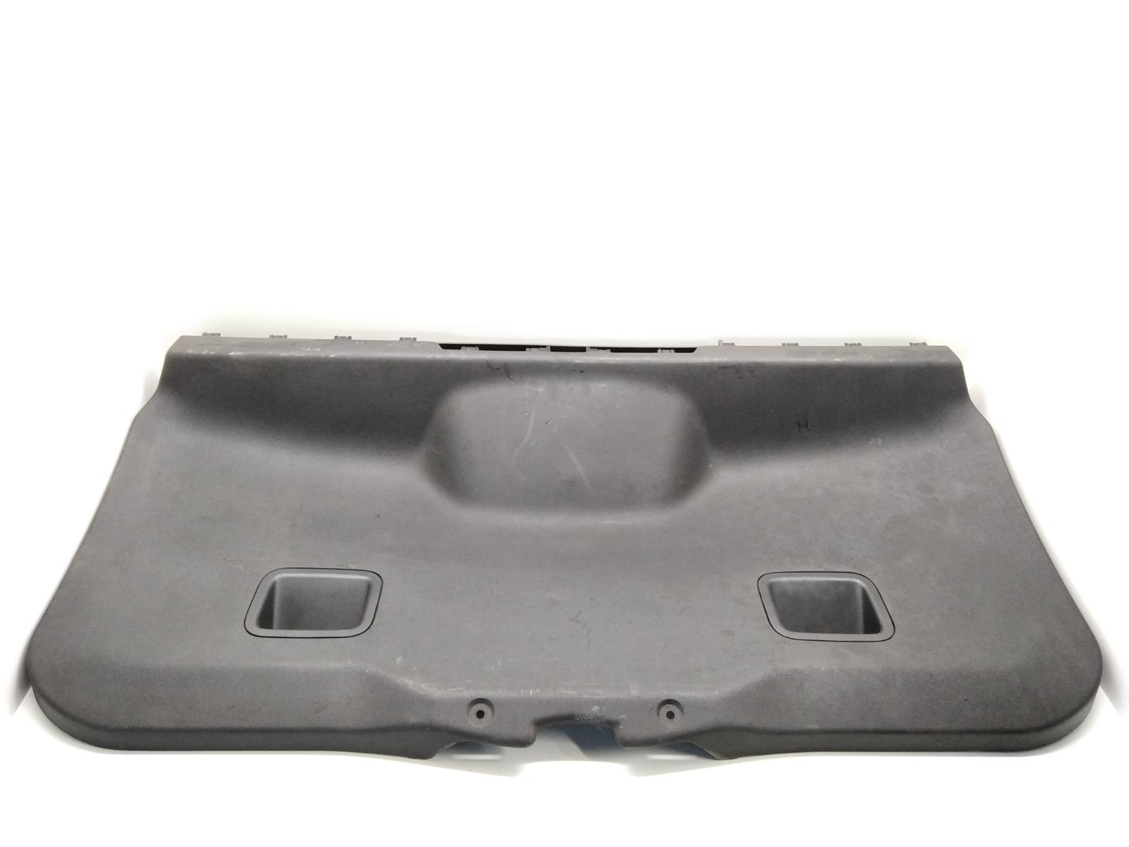 Обшивка крышки багажника Citroen C4 Grand Picasso 2.0 HDI 2007 (б/у)