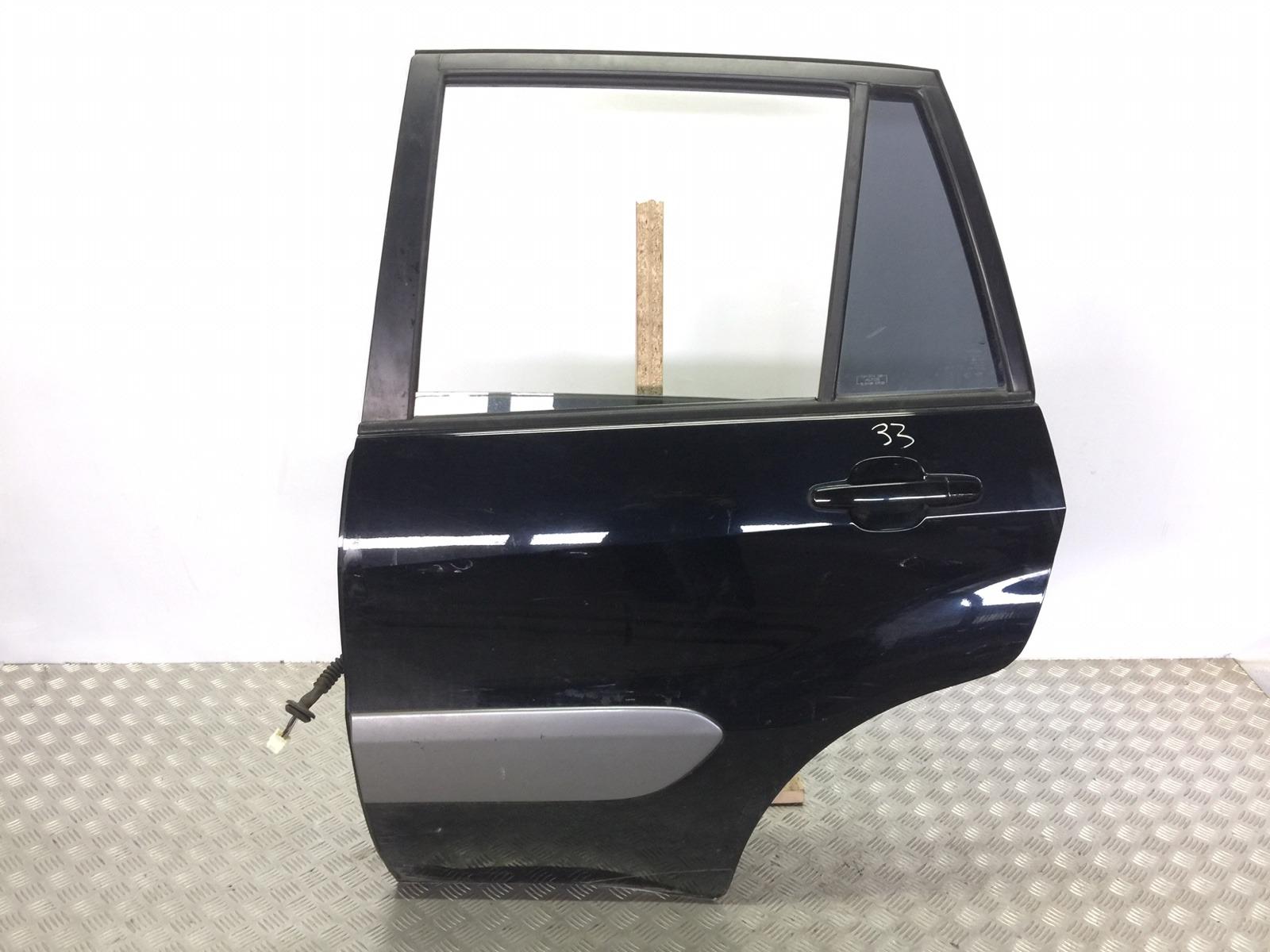 Дверь задняя левая Toyota Rav4 2.0 I 2002 (б/у)