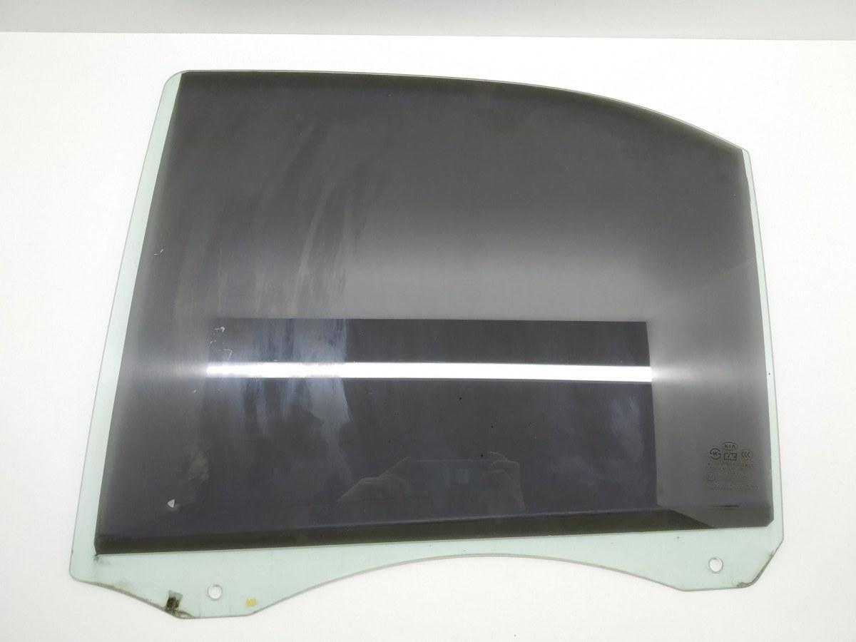 Стекло двери задней левой Kia Sorento 2.5 CRDI 2007 (б/у)